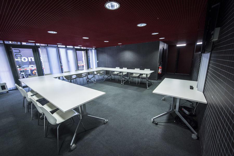 EuraTechnologies Salle de réunion