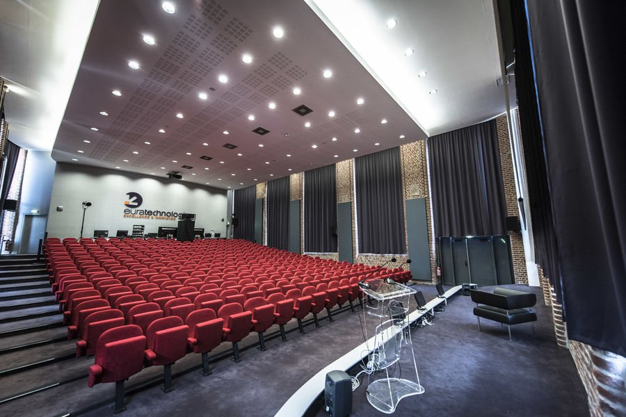 EuraTechnologies Auditorium