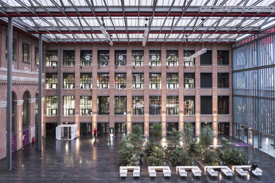 EuraTechnologies Atrium