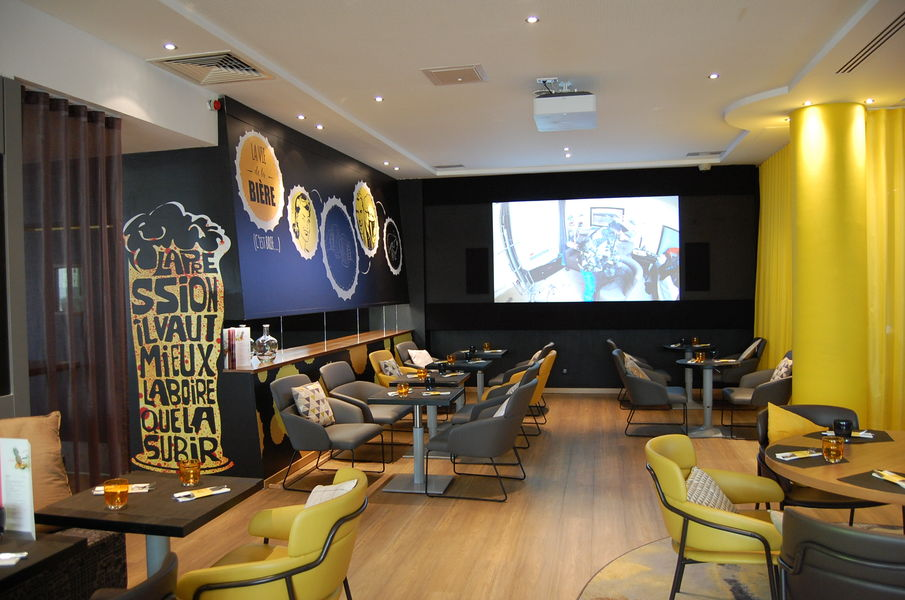 Novotel Paris Roissy CDG Convention**** Cosy Bar - Ambiance lounge