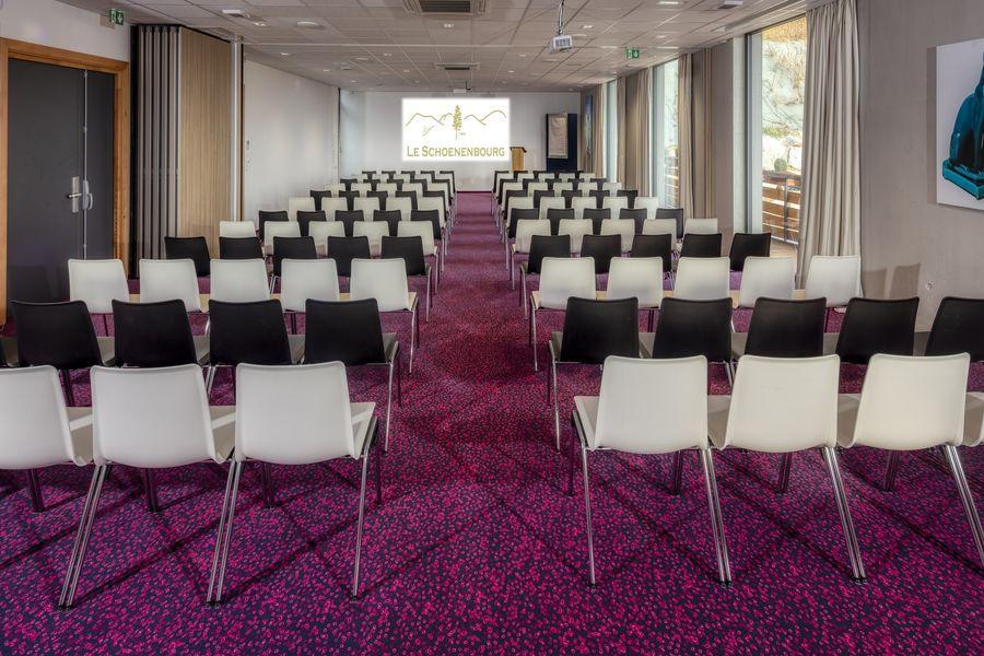 Best Western Hôtel & SPA le Schoenenbourg Salle complète