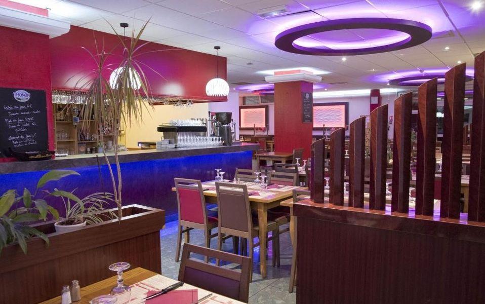 Hôtel  Balladins Dijon Nord Restaurant