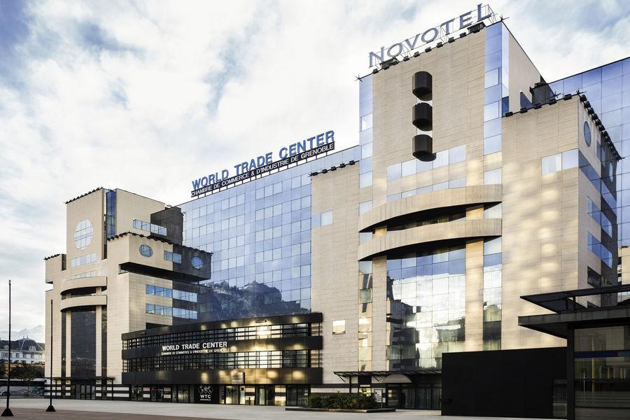 Novotel Grenoble Centre **** Novotel Grenoble Centre ****