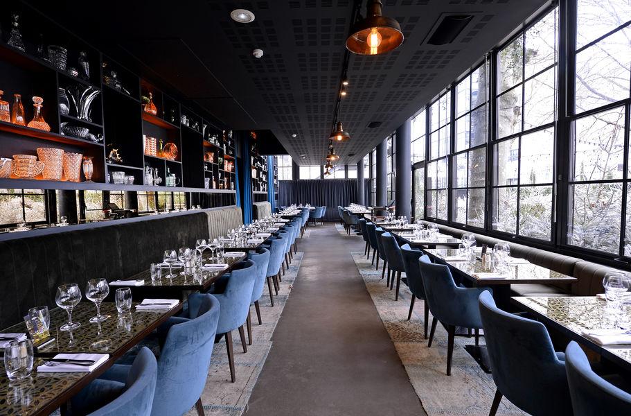 La Maison Restaurant Grande Véranda