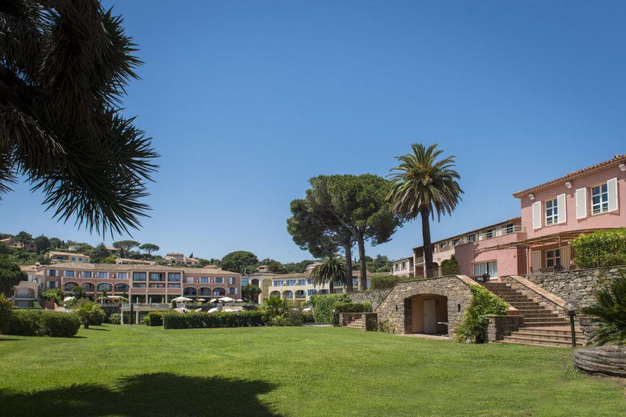 Hôtel Les Jardins de Sainte Maxime *** 9