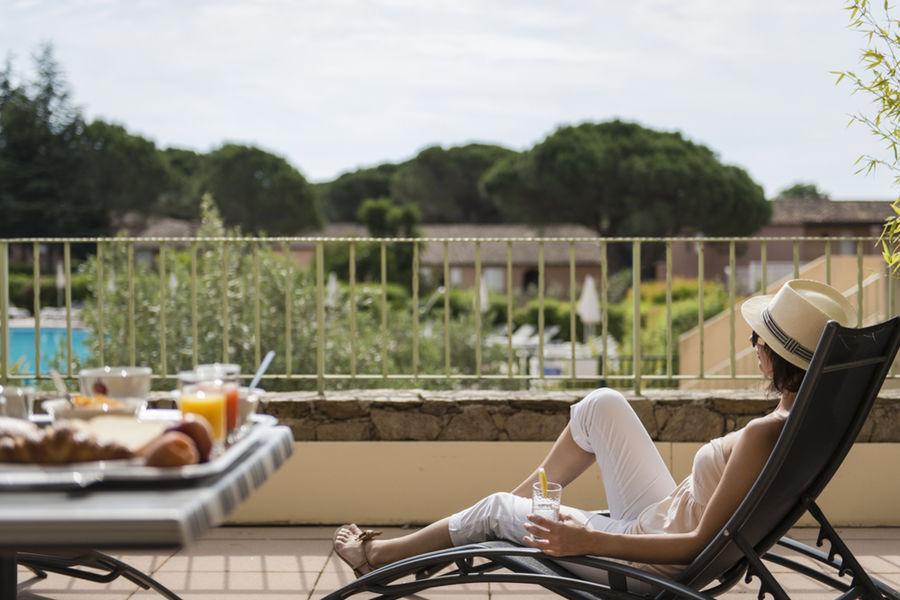 Hôtel Les Jardins de Sainte Maxime *** 7