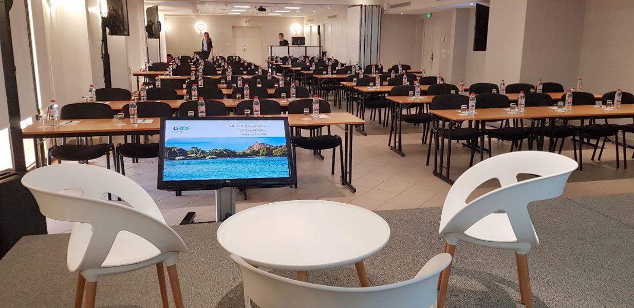 Hôtel Les Jardins de Sainte Maxime *** 10