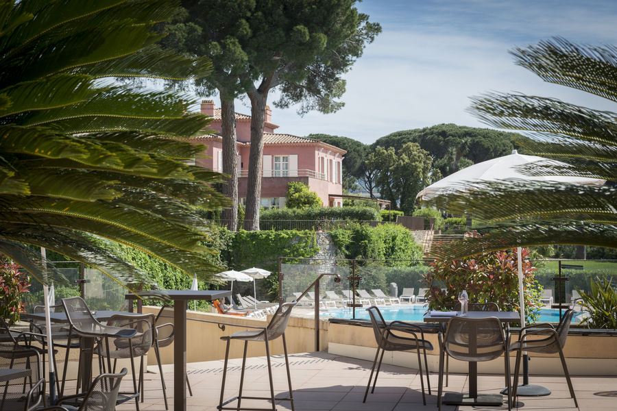 Hôtel Les Jardins de Sainte Maxime *** 15