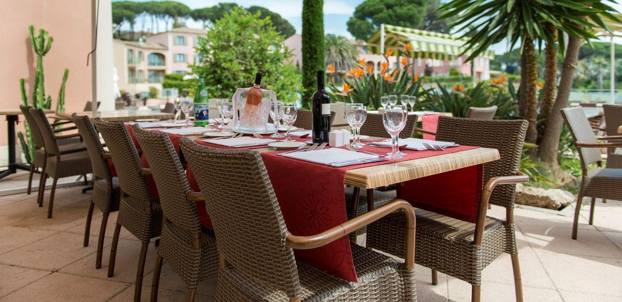Hôtel Les Jardins de Sainte Maxime *** 22