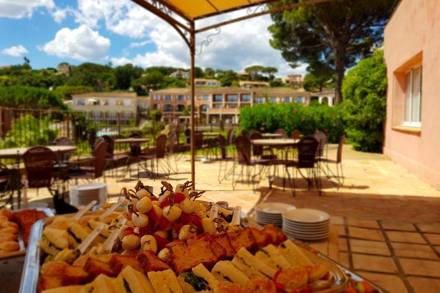 Hôtel Les Jardins de Sainte Maxime *** 26