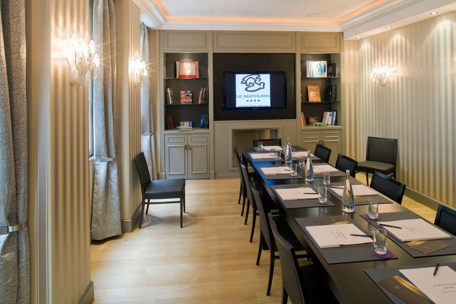 Hotel Le Mathurin **** 23