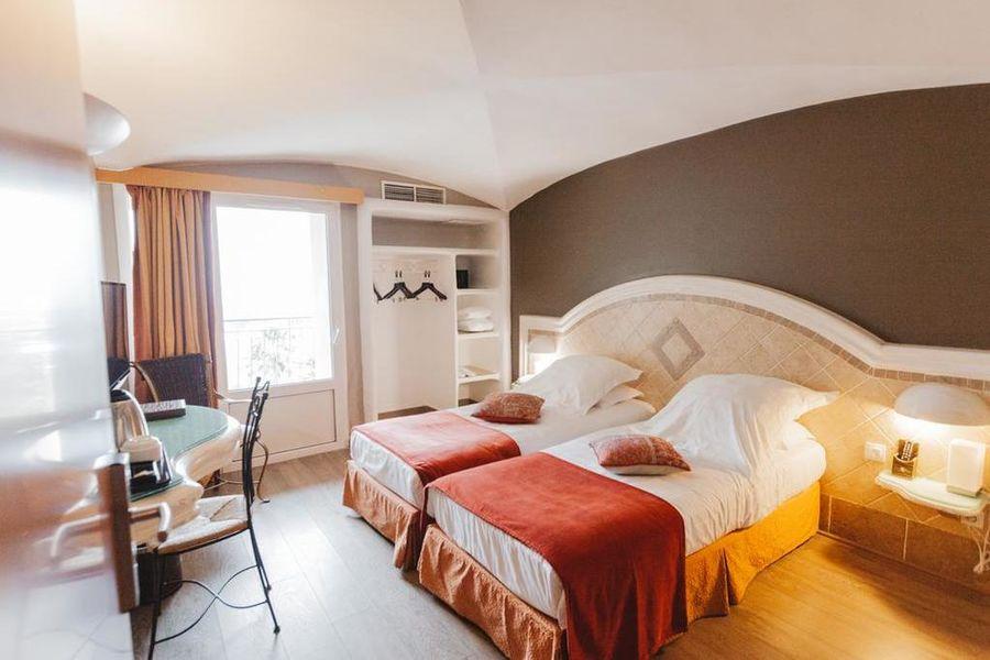 Hôtel Ostella*** Chambre Twin
