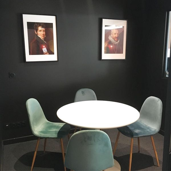 MOTA Coworking  ¨Petite salle de réunion
