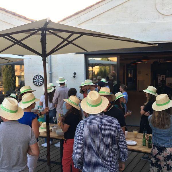 MOTA Coworking  Format cocktail sur la terrasse