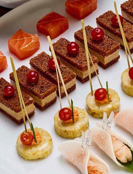 Le Club Balmoral Buffet cocktail prestige