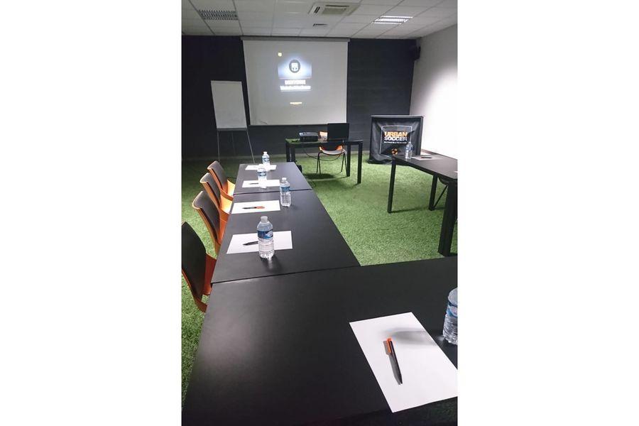 Urban Soccer - Lilles Lezennes Salle de réunion