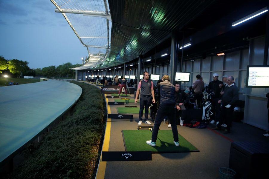Golf Blue Green Rueil Malmaison Perfect Line Extérieur