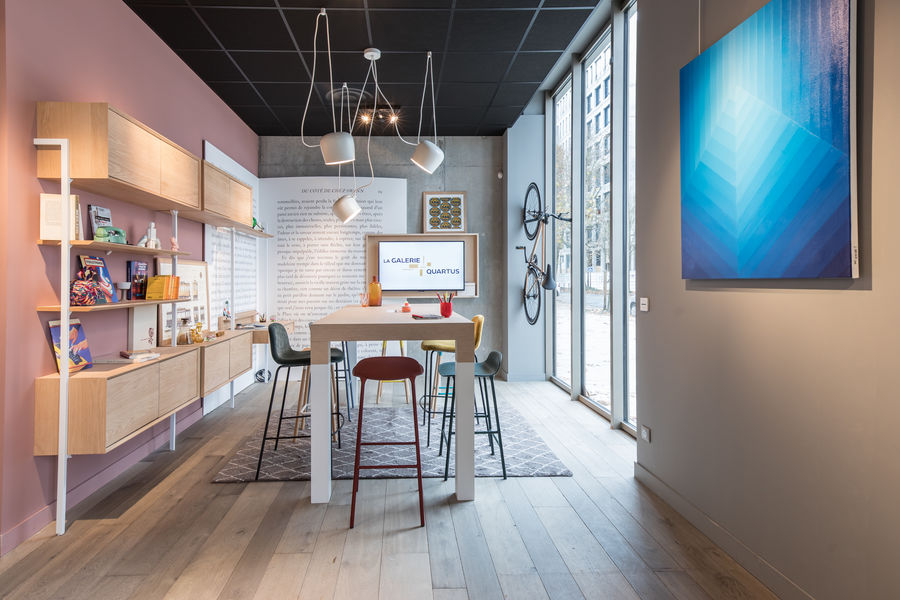 La Galerie QUARTUS Espace de coworking