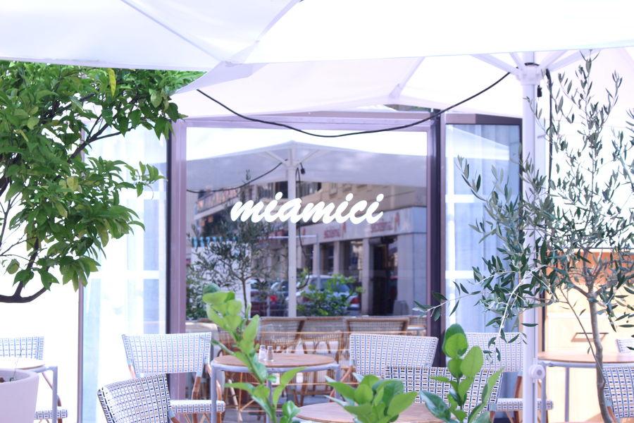 Miamici Terrasse