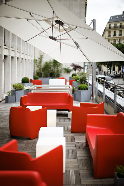 Paris Office Project Terrasse Champs-Elysée George v