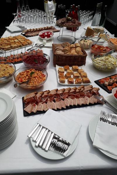 Hôtel Gatsby ****By HappyCulture Exemple de Buffet dans notre  Verrière