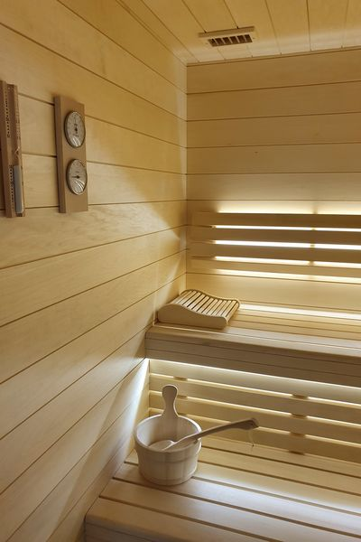 Grand Hôtel Dauphiné *** Sauna