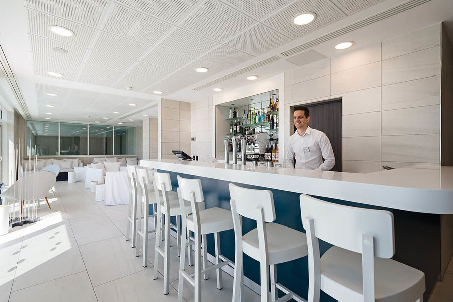 Golden Tulip Marseille Euromed **** Bar