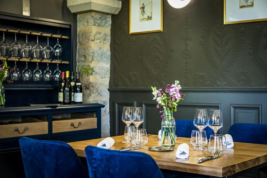 Château de Saulon **** Restaurant