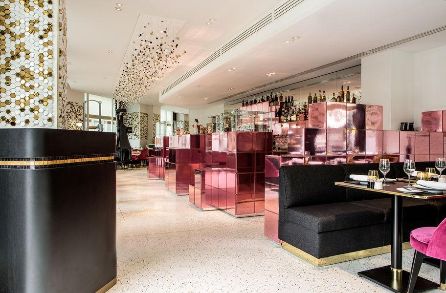 Fauchon L'Hôtel Paris ***** Grand Café Fauchon