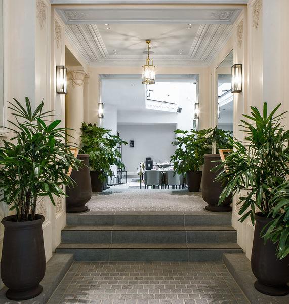 Fauchon L'Hôtel Paris ***** Jardin Des Thés