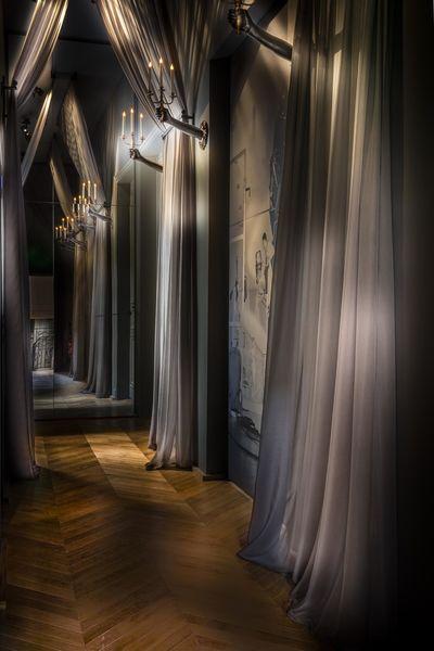 Studio Harcourt Paris Couloir Cocteau