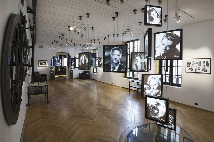 Studio Harcourt Paris Salle d'exposition 1