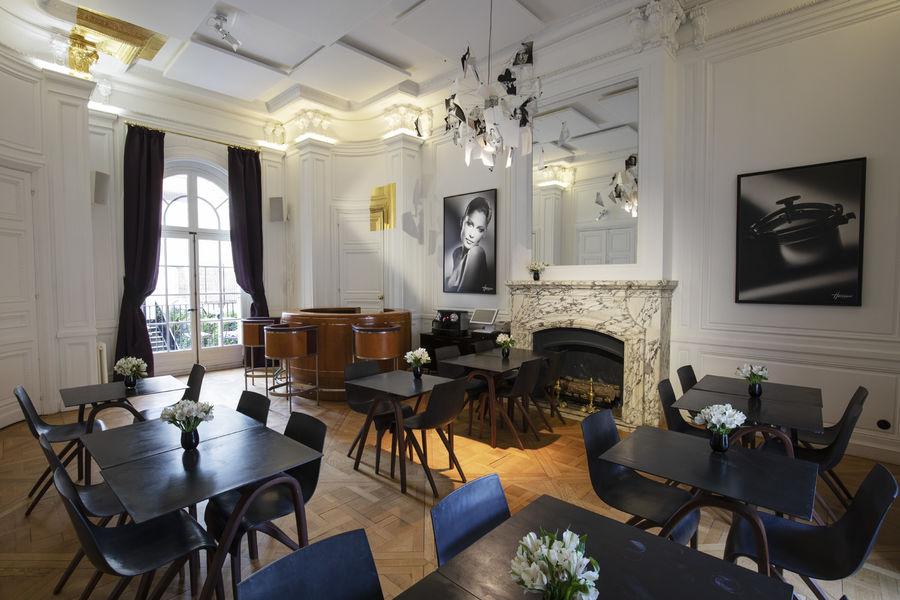Studio Harcourt Paris Café Harcourt