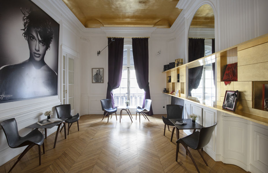 Studio Harcourt Paris Salon de thé