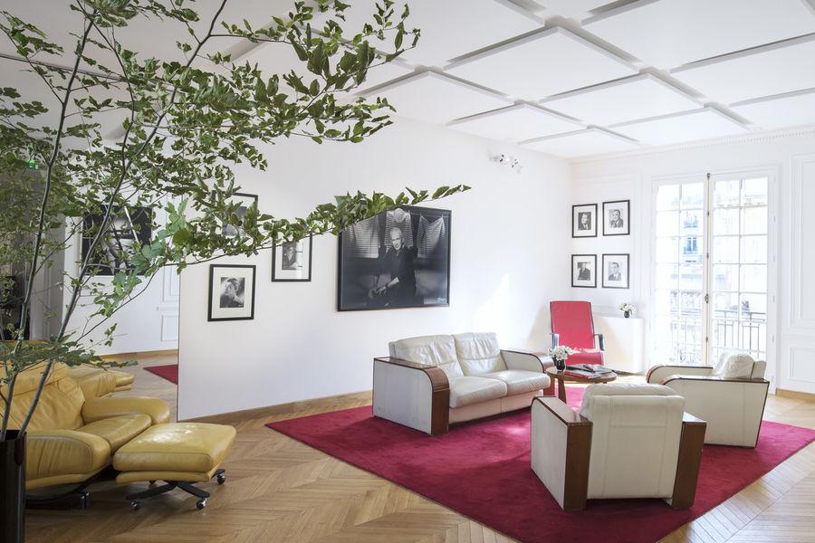 Studio Harcourt Paris Salon de projection