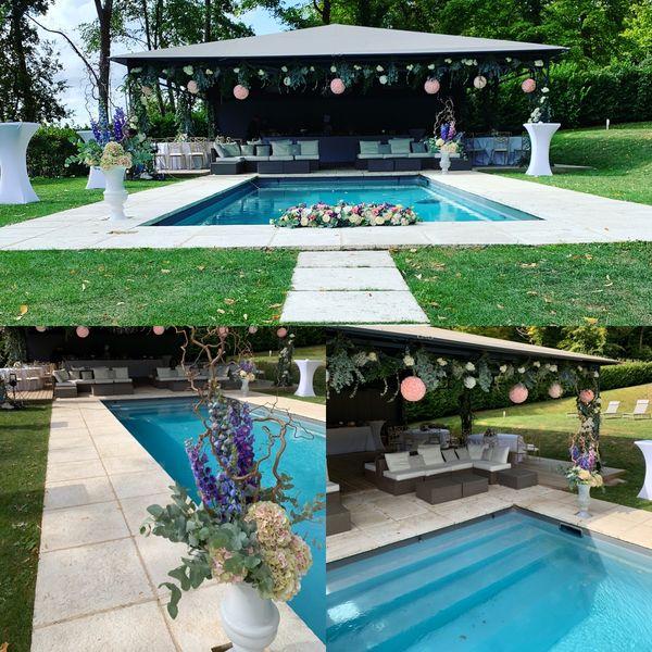 Château d'Hardricourt Parc du Château & Pavillon de la piscine