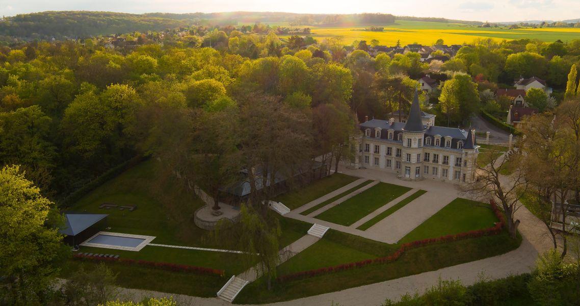 Château d'Hardricourt Le Domaine