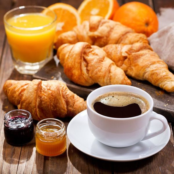 Village Les Rives de Grand Lieu Petit-déjeuner