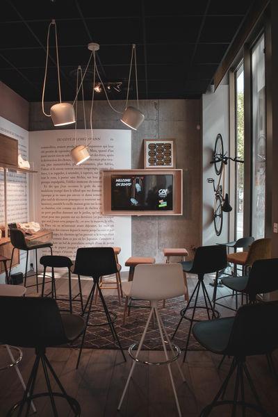 La Galerie QUARTUS Petite plénière_espace de Coworking