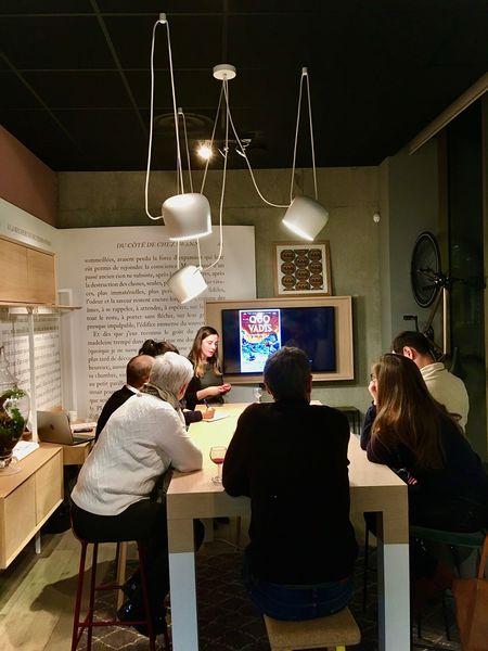 La Galerie QUARTUS Mini-conférence_espace de coworking