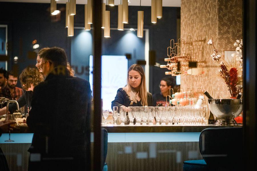 La Galerie QUARTUS Cocktail / soirée clients                                                                         ©m57.studio