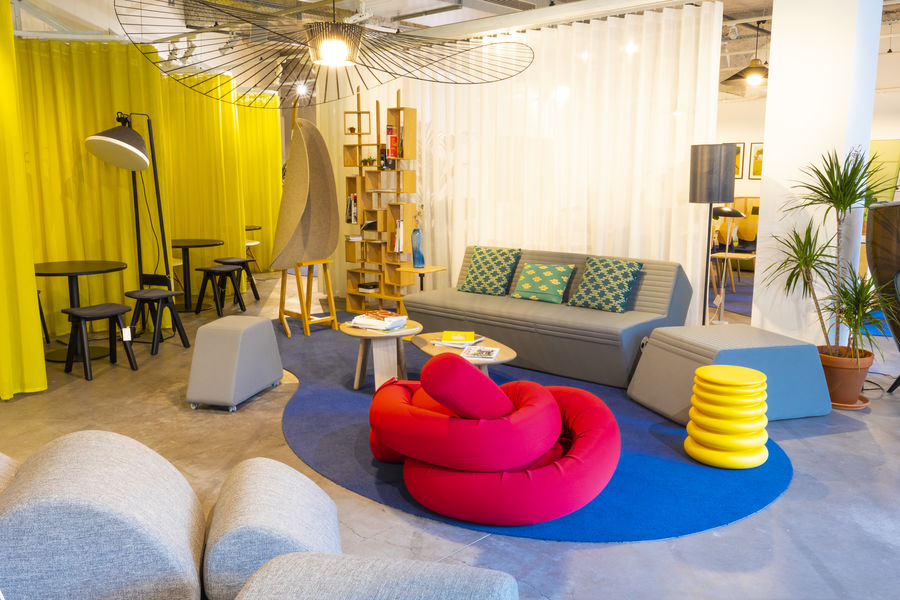 Le FRENCH DESIGN LAB Espace Lounge