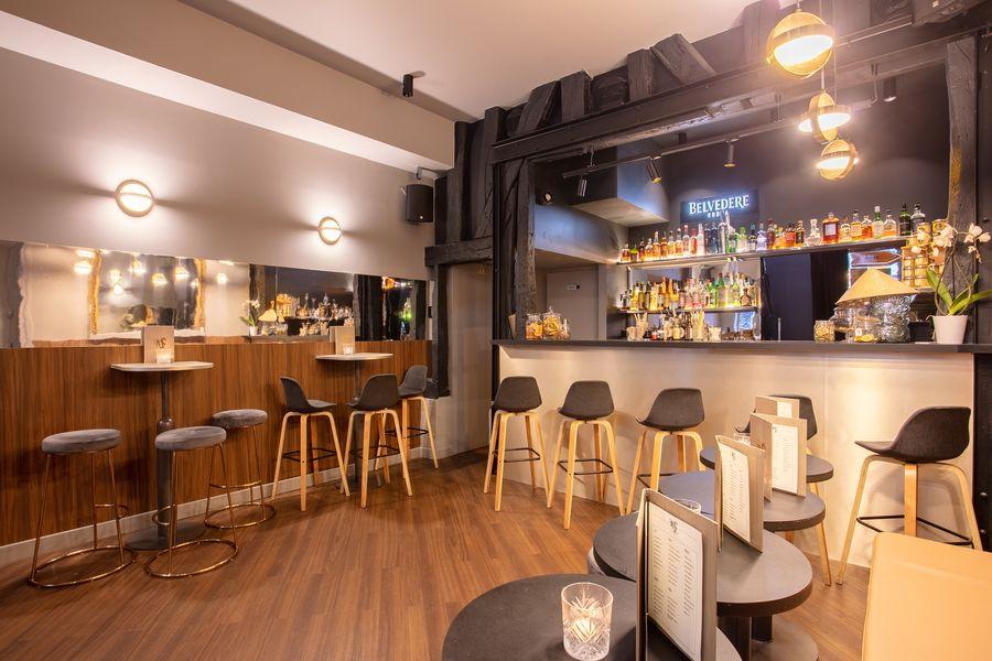 Maze Espace Bar Cocktail
