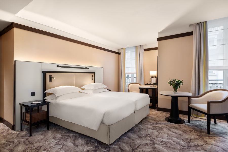 Hyatt Paris Madeleine ***** Premium Twin