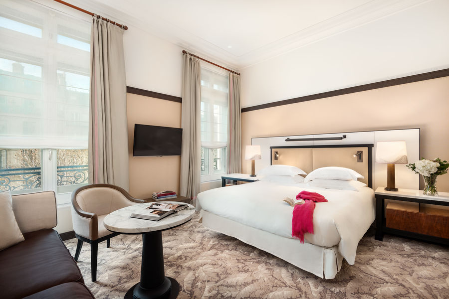 Hyatt Paris Madeleine ***** Premium King