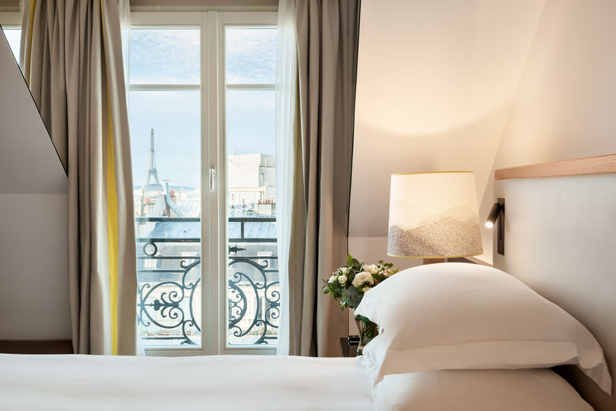 Hyatt Paris Madeleine ***** Suite Présidentielle Vue Tour Eiffel