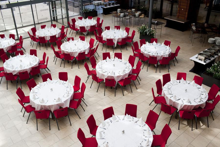 Hôtel Marriott Lyon Cité Internationale **** Atrium