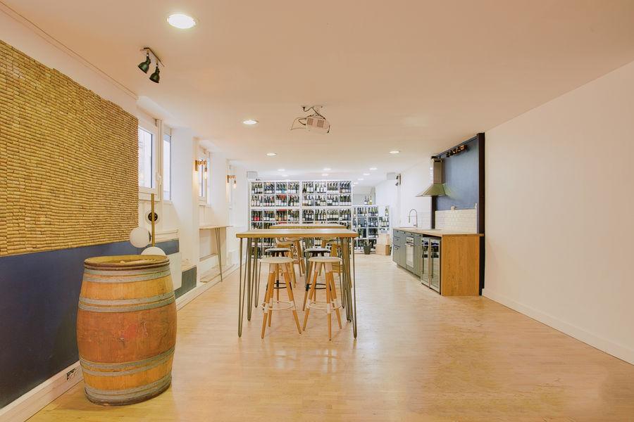 Hôtel Amour Espace Bar
