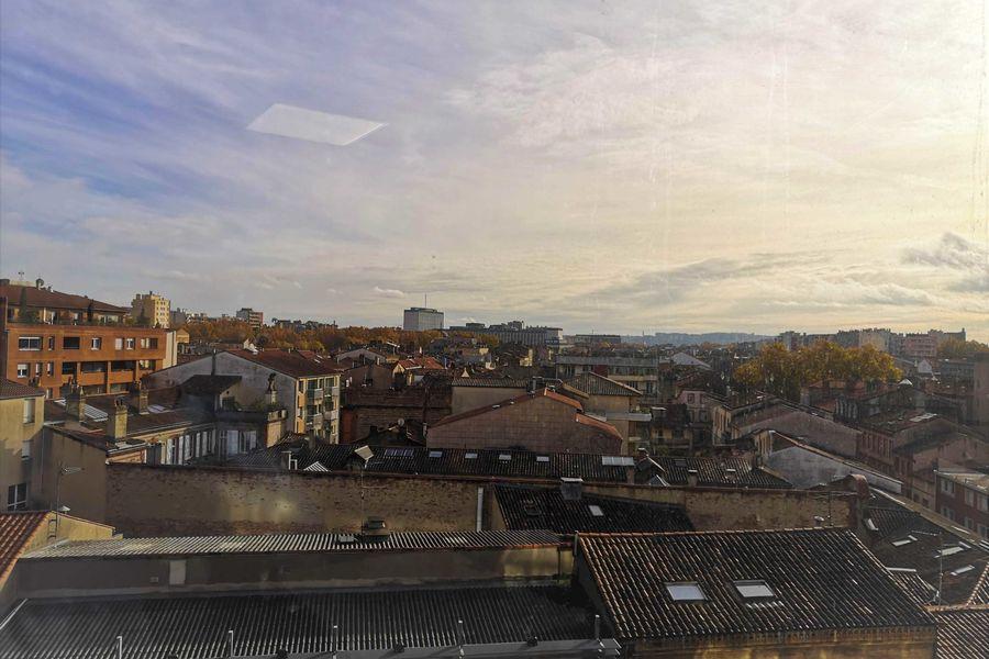 Baya Axess Toulouse Vue du centre d'affaires