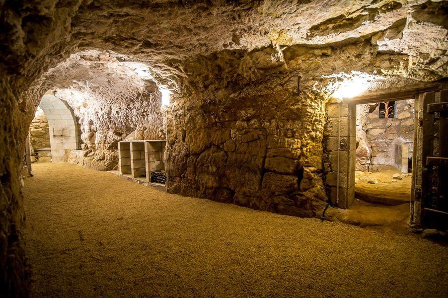 En Rou Libre Cave troglodyte